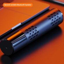 K1 Wireless Bluetooth Microphone Built-in Sound Card Speaker Karaoke Audio Mic Built-in High Capacity MAh Battery hcigar akso plus pod kit 850 mah built in battery