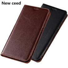 Genuine Leather Phone Cover Card Slot Holder For Umidigi One Pro Flip Cover For Umidigi One/Umidigi One Max Magnetic Phone Case rykkz luxury leather flip cover for umidigi one pro mobile stand case for umidigi one pro max leather phone case cover
