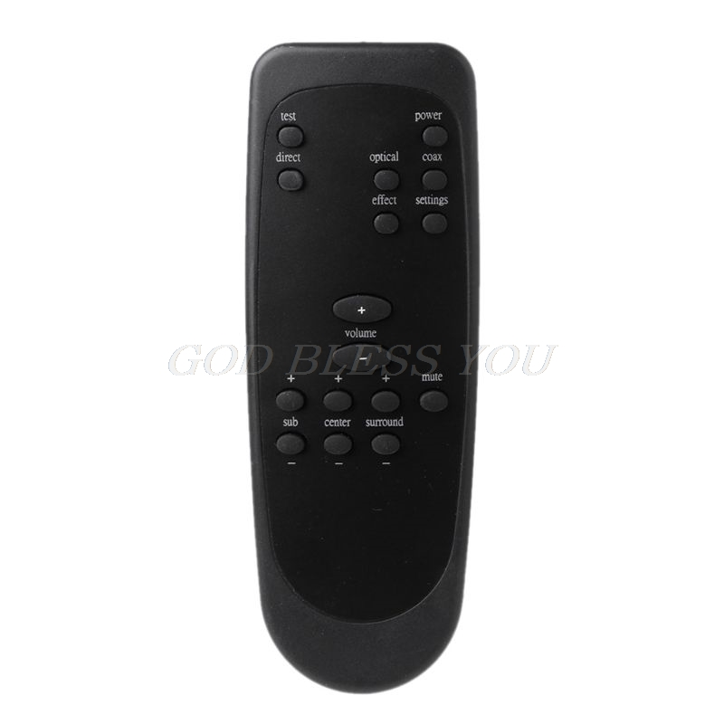 ABS Replacement Computer Speaker Remote Control for <font><b>Logitech</b></font> Z5500 <font><b>Z</b></font>-<font><b>5500</b></font> Z5450 <font><b>Z</b></font>-5450 Z680 <font><b>Z</b></font>-680 image