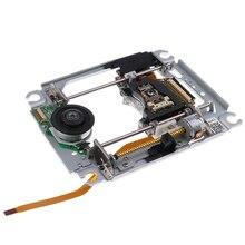 Lente de repuesto duradera para juego, accesorios para KEM 400AAA 400A, lente de conducción óptica, aleación de aluminio, útil para Ps3 Slim