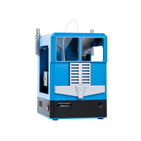CREALTY 3D CR 100 Mini 3D Printer For KidS With 100*100*80MM|3D Printers|Computer & Office -
