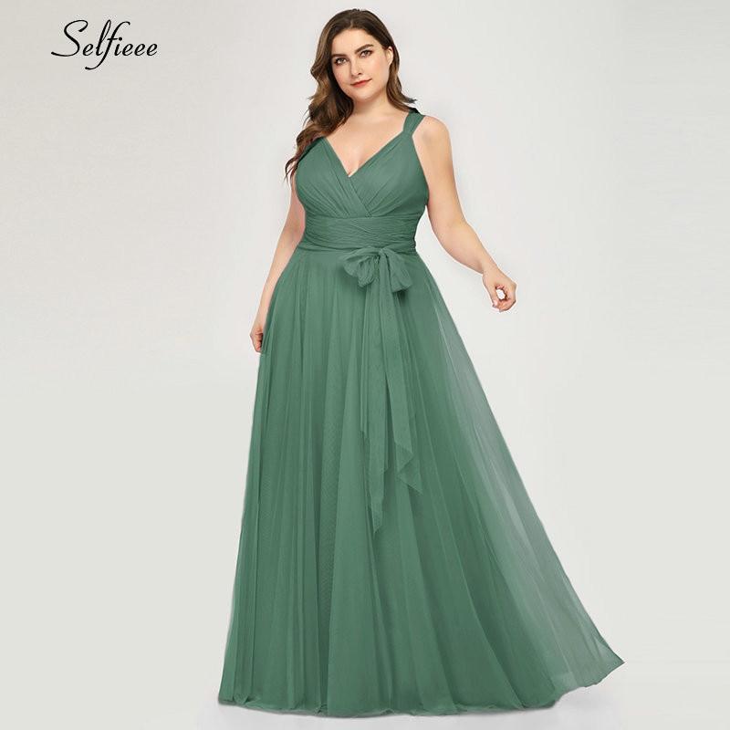 Image 5 - 캐주얼 플러스 사이즈 맥시 드레스와 새시 비치 5xl 6xl 7xl 우아한 라인 긴 여자 드레스 2020 봄 여름 Femme 가운 드 Soiree-에서드레스부터 여성 의류 의