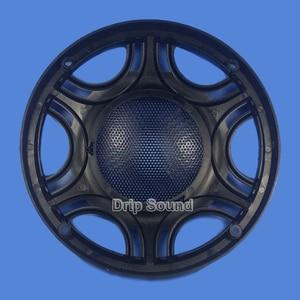"""Image 2 - Für 6,5 """"zoll Auto Audio Lautsprecher Umwandlung Net Abdeckung Subwoofer Dekorative Kreis Metall Mesh Grille 165mm # Blau"""