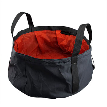 Przenośny 8 5L odkryty umywalka składana umywalka wanna składane wiadro na Camping piesze wycieczki podróży trwałe i anty-zużycie Dropshipping tanie i dobre opinie kummar CN (pochodzenie) kieszonkowe narzędzia uniwersalne