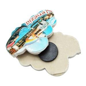 Image 3 - Сувенирные магниты на холодильник, кантри Париж, резиновая наклейка на холодильник, путешествия, Турция, Италия, сувенирные магниты для Греции, холодильников, туристов