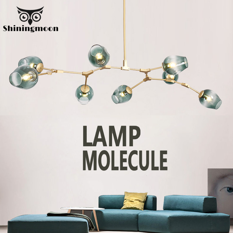 Nordic Glass Pendant Lights Lighting Dinning Room Lights Bedroom Ball Pendant Lamp Kitchen Hanging Lamps Home Decor Luminaire