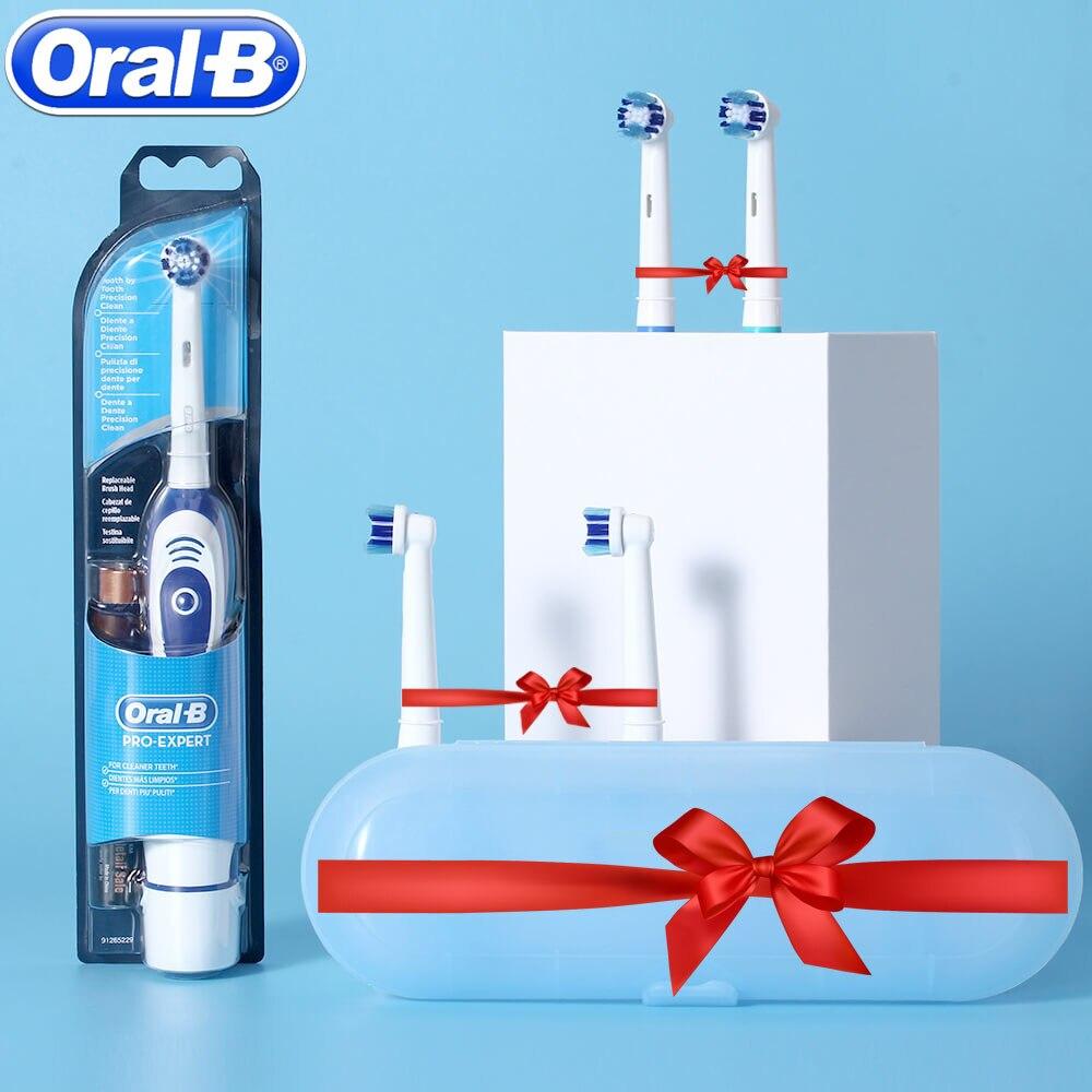 genuine db4010 oral b sonic escova de dentes eletrica remover bateria escova de dentes higiene oral