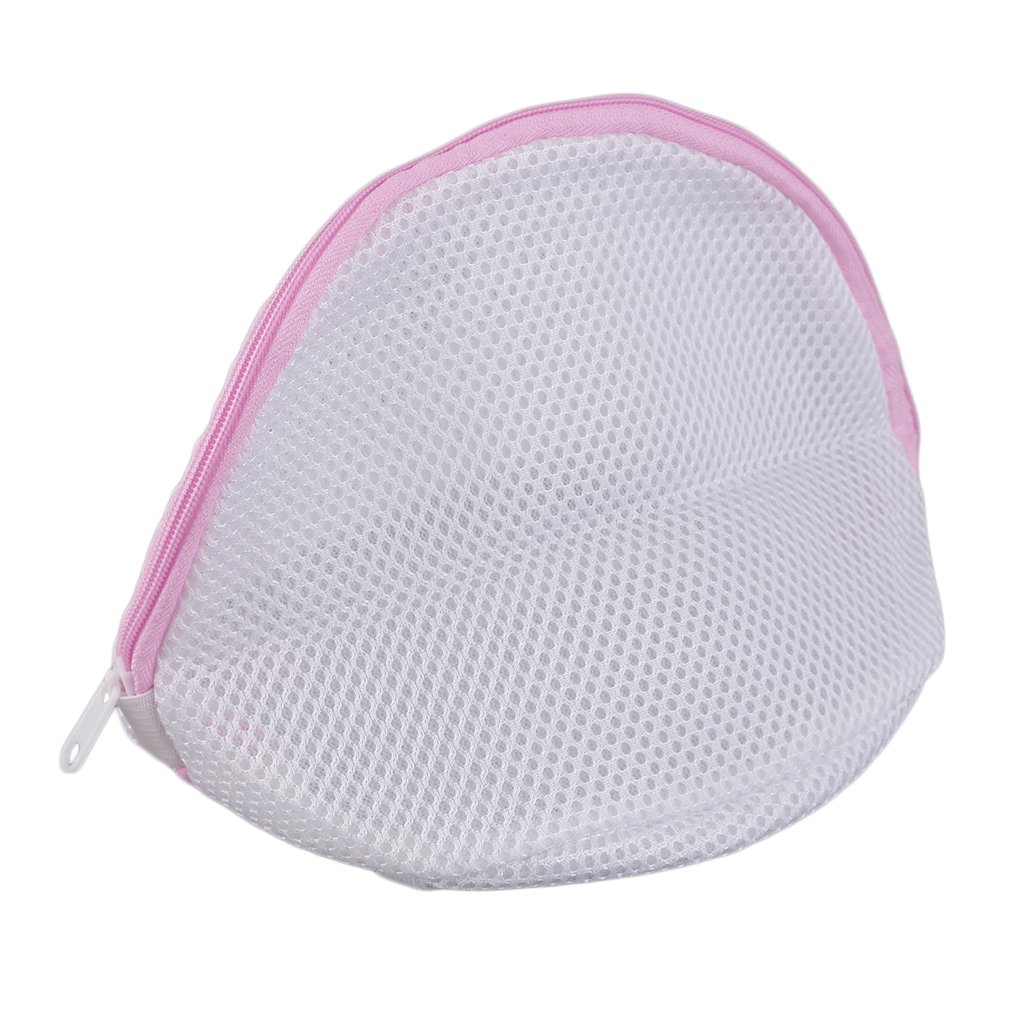 2018 1Pc Lingerie Bra Underwear Delicate Clothes Washing Laundry Mesh Net Bag Zippered|  - title=
