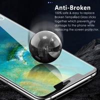 screen film liquid 10 PCS UV Liquid Full Glue Privacy Tempered Glass For Huawei Mate 20 Pro Mate 30 Pro P30 Pro Anti-peeping Screen Protector film (5)