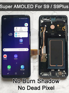 Replacement Digitizer Lcd-Display Touch-Screen G960 G965 Samsung Galaxy Plus ORIGINAL