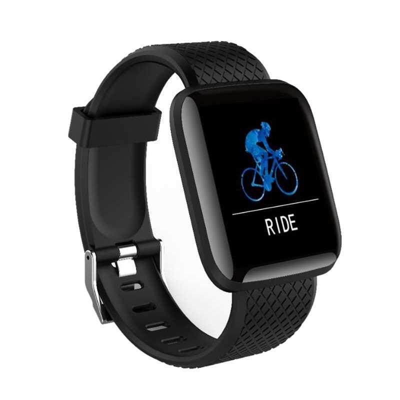 Montre intelligente de luxe led horloge intelligente Bracelet de santé de Sport étanche pour Android ios montre intelligente ios