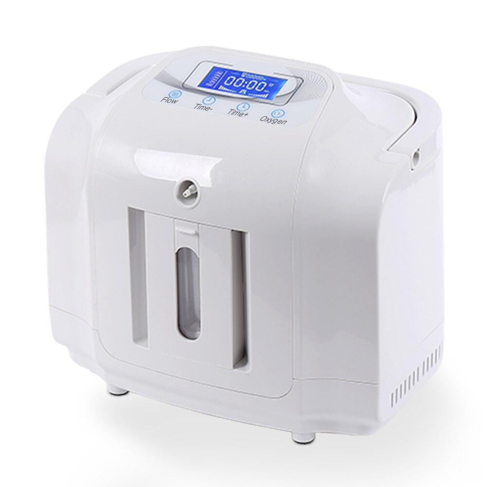 Image 2 - household portable medical oxygen generator 1L oxygen making machine oxygen concentratorOxygen Machine