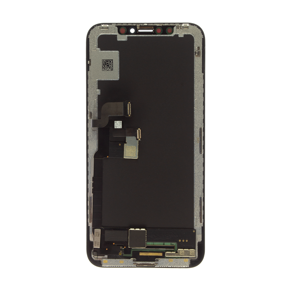 Image 4 - For iPhone X LCD Screen and Digitizer Assembly With Frame Replacement   Black   GX Hard OLED  For iPhone X-in Mobile Phone LCD Screens from Cellphones & Telecommunications