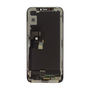 Image 4 - For iPhone X LCD Screen and Digitizer Assembly With Frame Replacement   Black   GX Hard OLED  For iPhone X