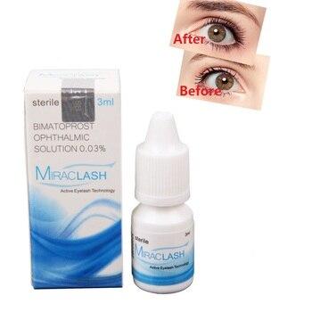 3ML 7 Days Eyelash Growth Eye Serum Eyelash Enhancer Longer Fuller Thicker Lashes Serum Eyelashes Lifting Eyebrows Enhancer