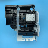 for DX5 printhead capping station pump assembly system for Mutoh VJ1604 VJ1614 VJ1624 RJ900C RJ1300 pump assy cleaning unit