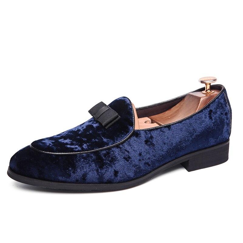 Nouveaux hommes chaussures habillées ombre en cuir verni de luxe mode marié chaussures de mariage hommes de luxe style italien Oxford chaussures grande taille H293
