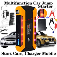 Car-Battery-Booster Charger Power-Bank Starting-Device 89800mah-Car 600A Portable 12V все цены