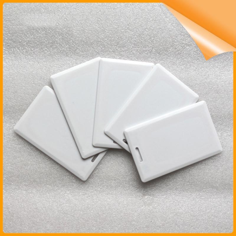 EM4305 T5577 Blanco Kaart Rfid Chip Kaarten 125 Khz RFID Smart Card Kopie Herschrijfbare Writable Rewrite Dupliceren 125 Khz