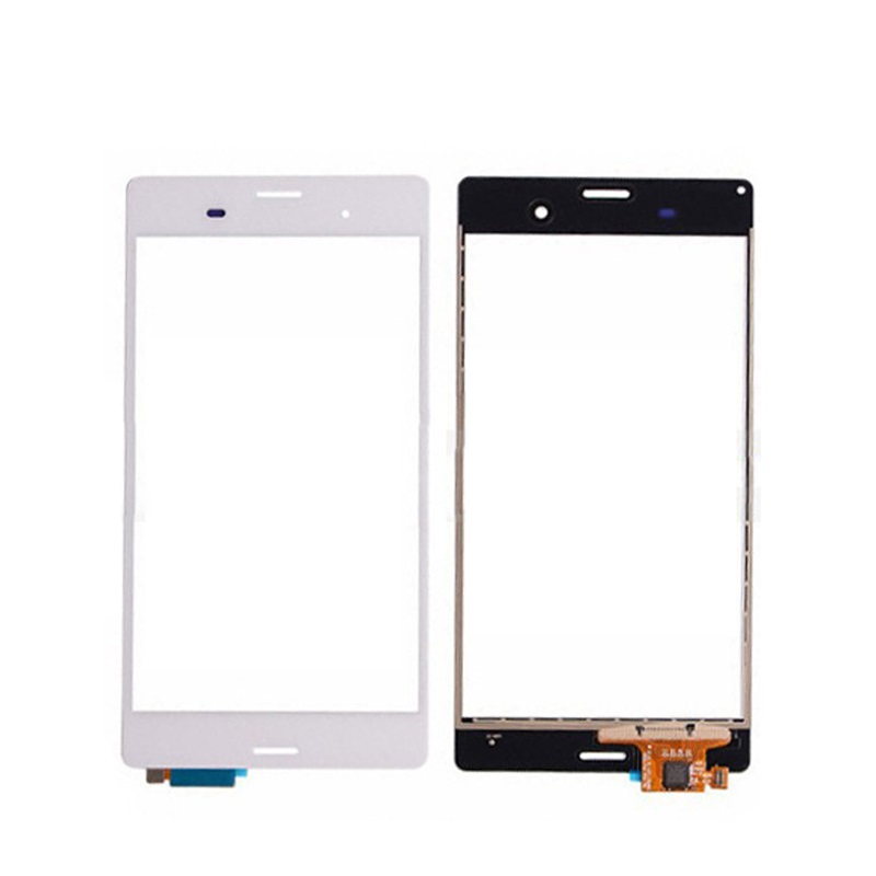 Touch Screen For <font><b>Sony</b></font> Xperia <font><b>Z3</b></font> <font><b>D6603</b></font> D6653 <font><b>Z3</b></font> Compact Mini Touchscreen Panel Digitizer Sensor LCD Display Front Glass image