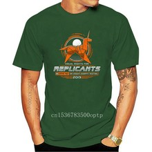 Men Equal Rights For Replicants Blade Runner 2049 Movie T Shirts Pure Cotton Clothes Vintage Tee Shirt Plus Size T-Shirts