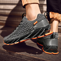 Cheap Drop Shipping Men Casual Shoes Breathable Autumn Summer Mesh Brand lace up male Sneakers Lightweight adults Fashion Trend