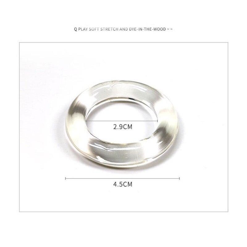 Sex Delay Ring Gel for Men Sexy C-Strap Cock Ring G-String Gay Underwear jockstrap Male Penis Lock Ring Thong String Gay Wear M2