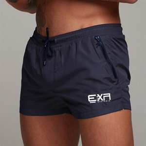 Beach Shorts Briefs Swimsuit Lining Surf-Board Sexy Mens with Quick-Dry