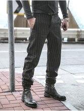 Britannico Stile Pantaloni Righe