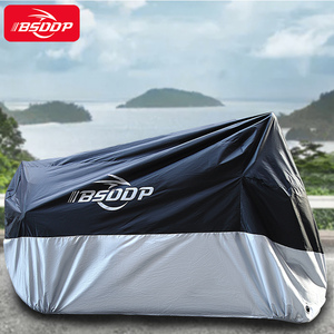Image 2 - Motorcycle Cover All Season Waterproof Outdoor Protection(M XXXXL) Oxford cloth Replacement for Honda,Kawasaki, Yamaha, BMW