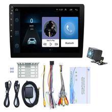 9 Inch  2DIN Android Car Multimedia Player GPS Autoradio Bluetooth WIFI Car Stereo Radio MirrorLink 2Din Car Audio Radio Camera