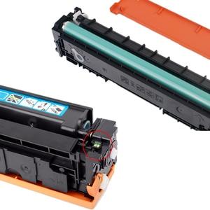 Image 5 - Compatible for hp 203A CF540A 540a toner cartridge for HP LaserJe Pro M254nw M254dw MFP M281fdw M281fdn M280nw printer