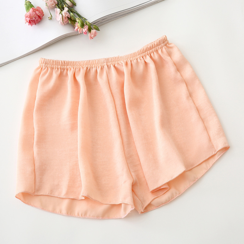 Ladies Chiffon Casual Wild Breathable Comfortable Shorts