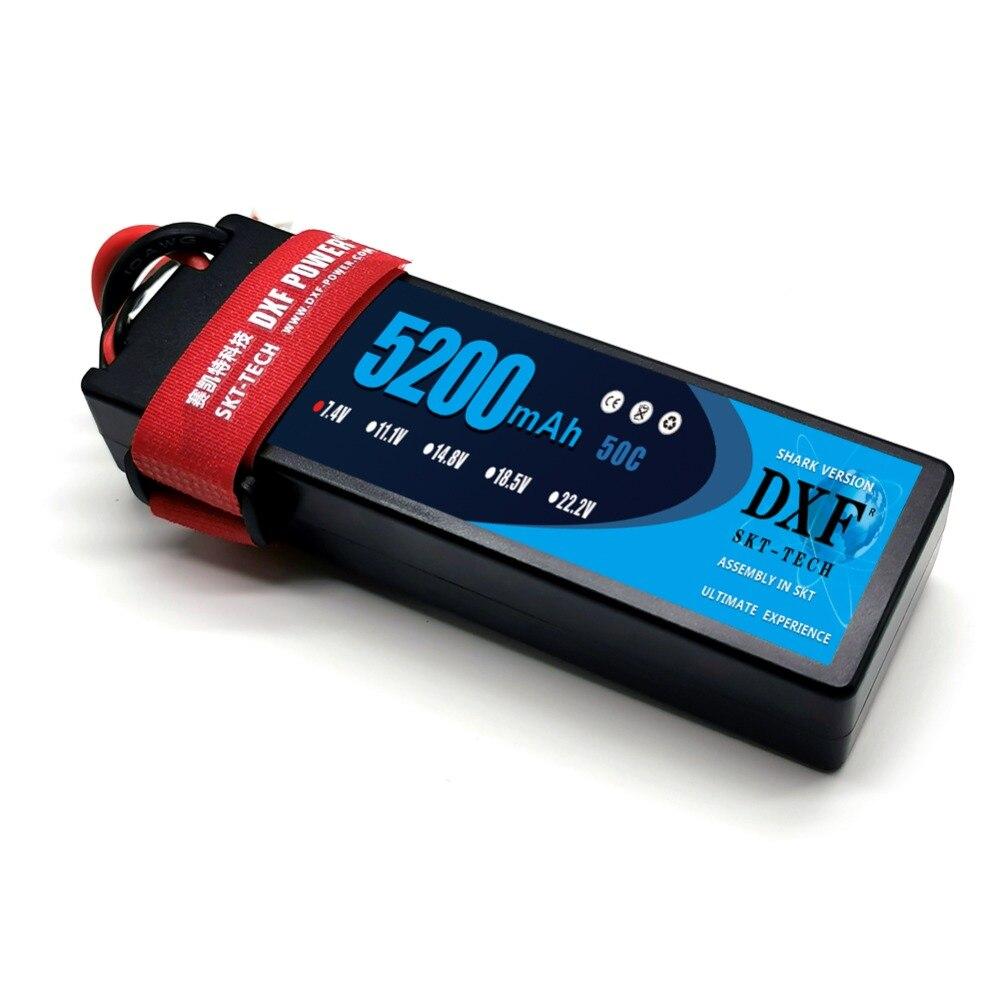 DXF 2S 7.4V 5200mah 50C Hardcase