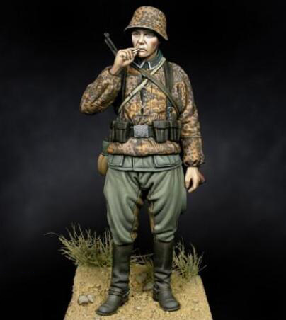 1/24 75mm Florian Geyer 75mm    Toy Resin Model Miniature Kit Unassembly Unpainted