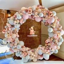 30 pçs 5 polegada macaron pequenos balões pastel aniversário chá de fraldas globos natal feliz ano novo decoração baloon festa suprimentos