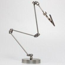 Rig 100 Sistema de aparejo de soporte de acero inoxidable, listo para montar, para detener el movimiento, animación, para objetos ligeros