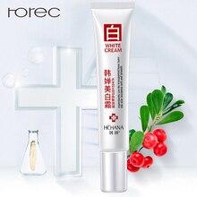 ROREC Whitening Hyaluronic acid Face Cream Collagen Anti-Aging Wrinkles Spots Skin Tone Firming Dark Circles Nicotinamid