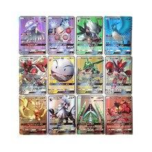 Pokemon cartões v max gx melhor venda crianças batalha versão inglês tag equipe brilhando cartões tomy pokemon cartões