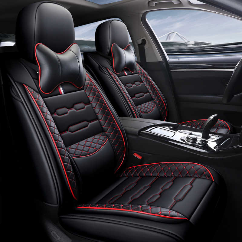 Auto Seat Cover Voor Audi A3/A4 B8/A4 B6/A3 8 P/A5/A4 b7/A4/A6 C6/Q5/A6/A6 C7/A6 C5/Q7/A3 8 V/A1/A7/A8/Q2/Q3/A4L/A6L/A8L/Q5L/Sq5/Rs