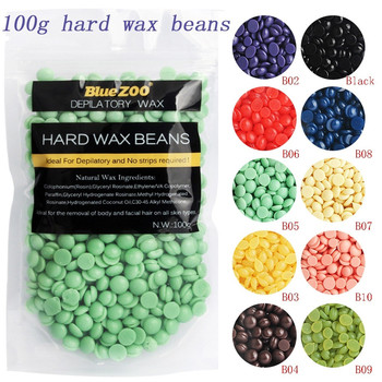 CatFit Hair Removal Wax Depilation Cream 10 Flavor Hard Wax Beans Brazilian Depilatory Pearl Female Physical hair removal 1