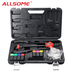 ALLSOME BT-610 Niet Werkzeug Kit Rivnut Einstellung Werkzeug Mutter Setter NutSert Hand Riveter Pistolen M3 M4 M5 M6 M8 M10 m12 HT2819