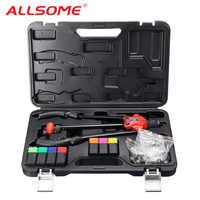 ALLSOME BT-610 Rivet Tool Kit Rivnut Setting Tool Nut Setter NutSert Hand Riveter Guns M3 M4 M5 M6 M8 M10 M12 HT2819