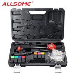 Kit de herramientas de remache de ALLSOME BT-610, herramienta de ajuste de tuercas, tuercas, remaches de mano, pistolas M3 M4 M5 M6 M8 M10 m12 HT2819