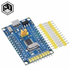 48 МГц STM32F030F4P6 маленькая системная s макетная плата, 32 битная мини Системная плата с ядром, для разработки, с ядром, для работы с мини системами|Интегральные схемы|   | АлиЭкспресс