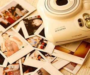 Image 4 - 10 200แผ่นFujifilm Instax Mini 11 9 8สีขาวขอบกว้าง3นิ้วสำหรับกล้องmini 8 7S 25 50S 90กระดาษ