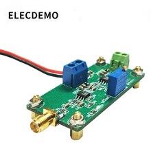 Módulo de emissão de laser de fibra fotodiodo placa de circuito de condução transmissão de sinal elétrico conversão de sinal óptico