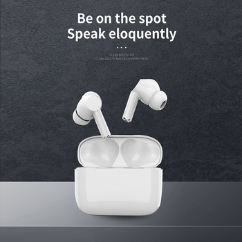 TWS Bluetooth 5.0 Earphones True Wireless Earbuds with Mic Sport Game Music in Ear Headphones PK i7s i9s i12 i90000 pro tws image