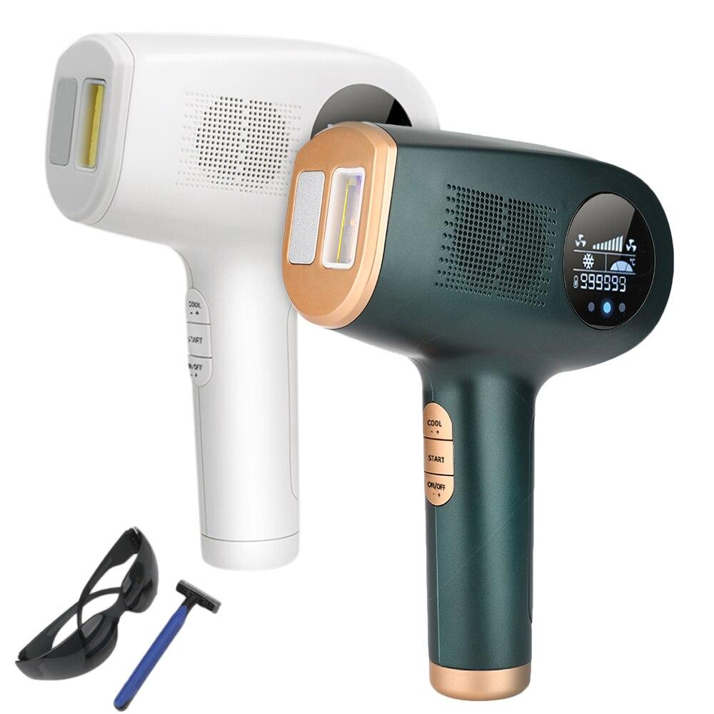 Depilador a Laser Ipl para Gelo Depilador Photoepilator Indolor Corpo Inteiro 2020