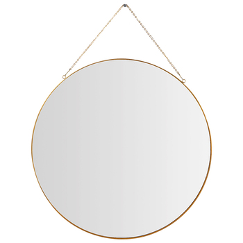 Northern Europe Originality Hallway Wall Mirror Decoration Pendant Home Furnishing Bedroom Makeup Personality Spiegel Glass 1